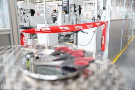Foto a video: 400 nových pracovných miest pribudne v Prievidzi po dostavbe tretej výrobnej haly spoločnosti Brose 12