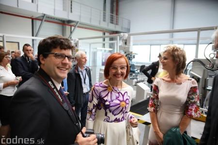 Foto a video: 400 nových pracovných miest pribudne v Prievidzi po dostavbe tretej výrobnej haly spoločnosti Brose 18