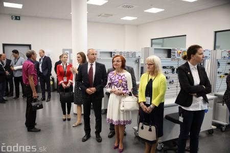 Foto a video: 400 nových pracovných miest pribudne v Prievidzi po dostavbe tretej výrobnej haly spoločnosti Brose 24