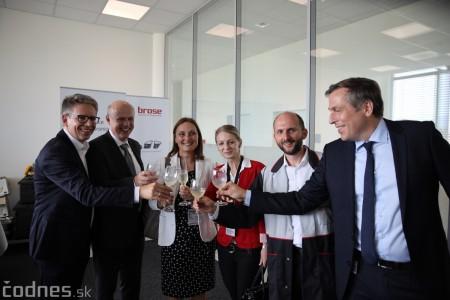 Foto a video: 400 nových pracovných miest pribudne v Prievidzi po dostavbe tretej výrobnej haly spoločnosti Brose 37