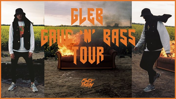 GLEB - Gauč 'n' Bass Tour - Prievidza *Jantár Club*