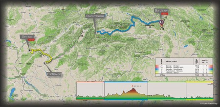 POZOR! Cyklistické preteky Okolo Slovenska obmedzia dopravu v okrese Prievidza 0
