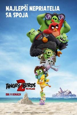 Angry Birds vo filme 2 2D (The Angry Birds Movie 2)