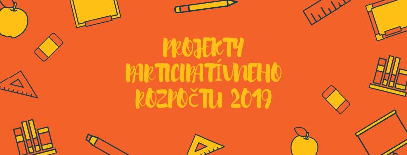 Participatívny rozpočet Prievidza 2019: Predstavenie všetkých projektov