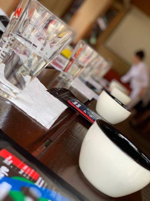 Cupping - ochutnávka výberových káv