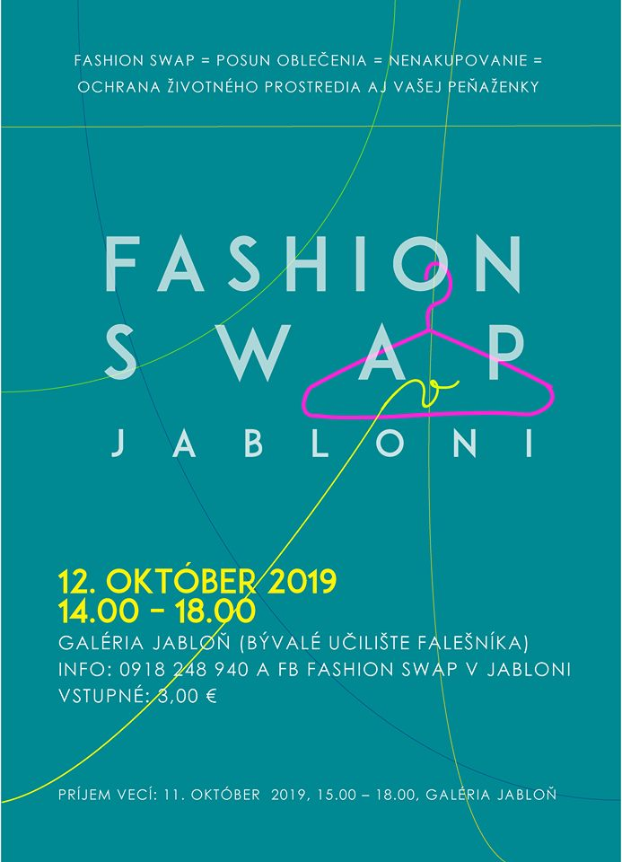 FASHION SWAP V JABLONI