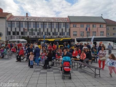 Foto: Deň Prievidze 2019 + DUBŠTOK 1