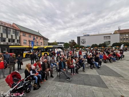 Foto: Deň Prievidze 2019 + DUBŠTOK 14
