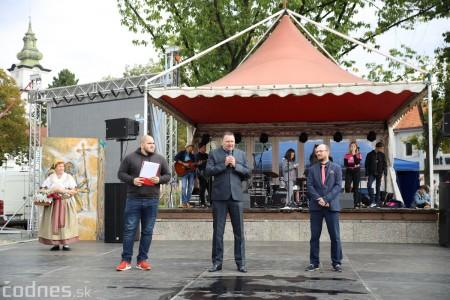 Foto: Deň Prievidze 2019 + DUBŠTOK 24