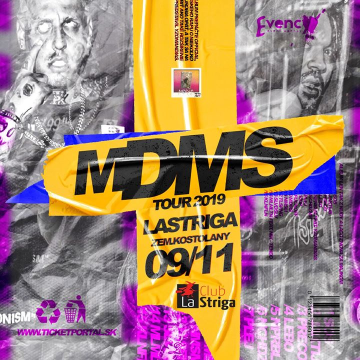 MDMS Tour 2019 Lastriga Club 9.11.