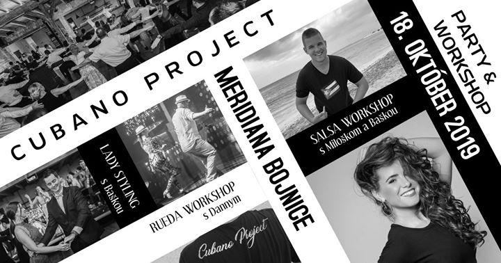 Cubano Project Párty