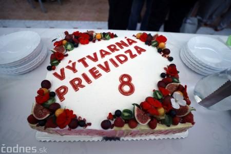 Foto: Vernisáž Výtvarná Prievidza / 8 2