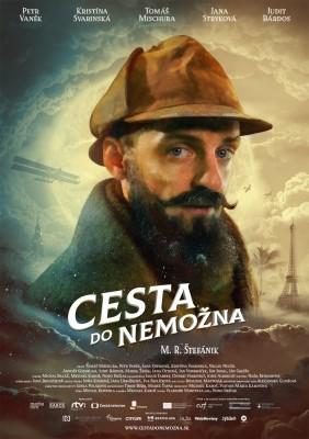 Oficiálny video trailer: Štefánik sa po 100 rokoch vracia na Slovensko v trikovom filme Cesta do nemožna