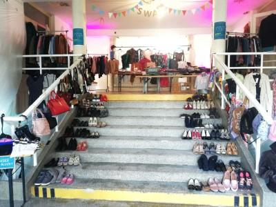 Foto: Fashion swap Prievidza dal priestor kvalitnýcm veciam z druhej ruky