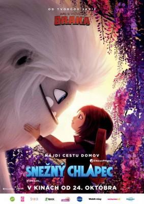 Snežný chlapec 3D (Abominable)
