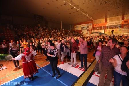 Foto a video: Kandráčovci - Šaľene turne - Prievidza 2019 74