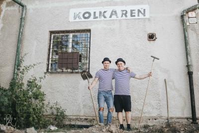 Hrali pre väzňov, vojakov, Maďarov amožno aj pre vás – Divadlo pri kolkárni.