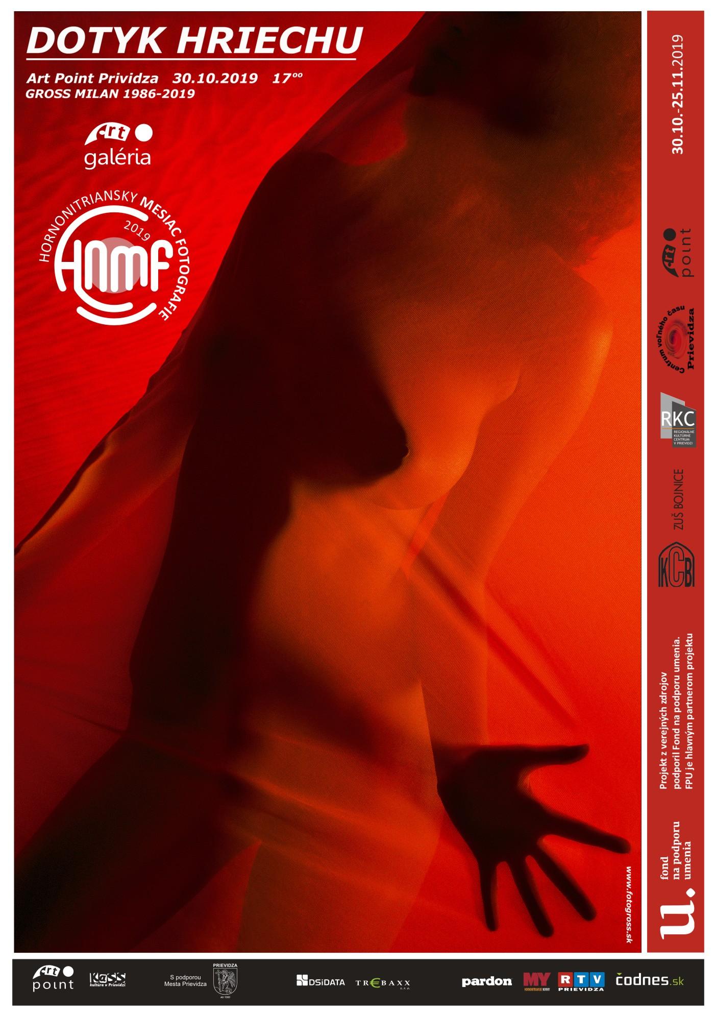 Dotyk hriechu - Milan Gross - HNmF2019