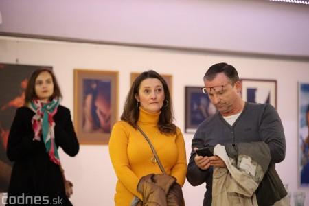 Foto: Vernisáž výstavy Dotyk hriechu - Milan Gross 5