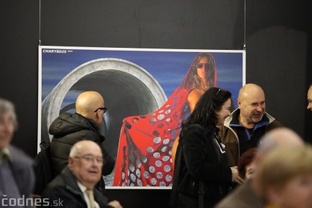 Foto: Vernisáž výstavy Dotyk hriechu - Milan Gross 7
