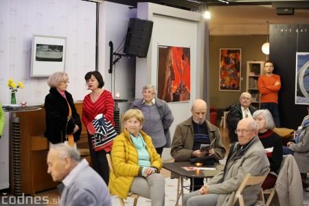 Foto: Vernisáž výstavy Dotyk hriechu - Milan Gross 11