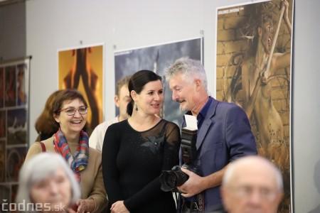 Foto: Vernisáž výstavy Dotyk hriechu - Milan Gross 27