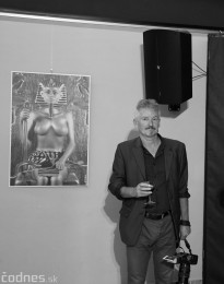 Foto: Vernisáž výstavy Dotyk hriechu - Milan Gross 30