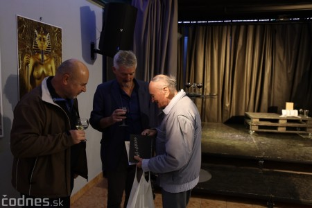 Foto: Vernisáž výstavy Dotyk hriechu - Milan Gross 35