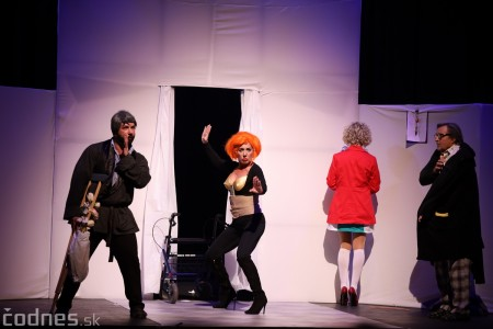 Foto: Poslední hrdinovia - divadlo GUnaGU 30
