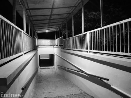 Foto a video: Skrášľovanie podchodu Žabník-Necpaly je hotové 28