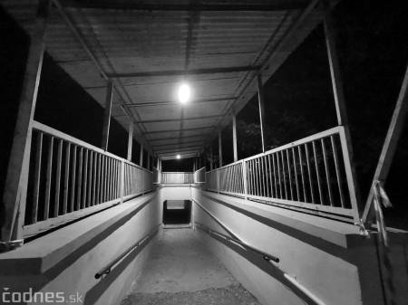 Foto a video: Skrášľovanie podchodu Žabník-Necpaly je hotové 30