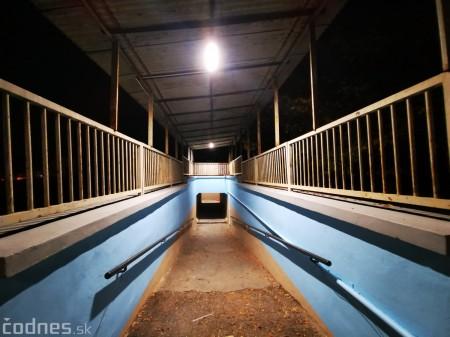 Foto a video: Skrášľovanie podchodu Žabník-Necpaly je hotové 31