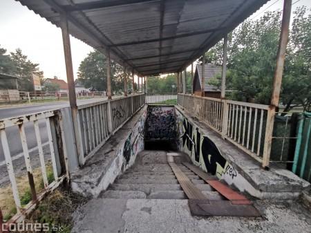 Foto a video: Skrášľovanie podchodu Žabník-Necpaly je hotové 36
