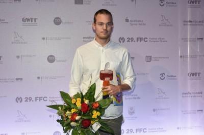 Slovenský film Ostrým nožom získal  cenu za najlepšiu réžiu na 29. Filmovom festivale Cottbus v Nemecku