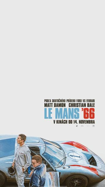 Le Mans '66 (Ford v Ferrari)