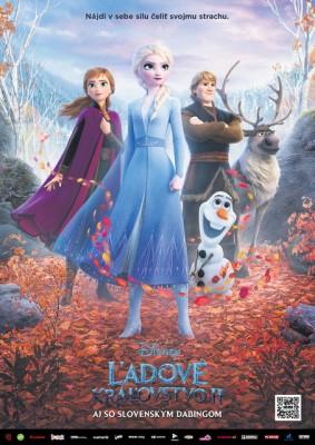 Ľadové kráľovstvo 2 (Frozen 2)