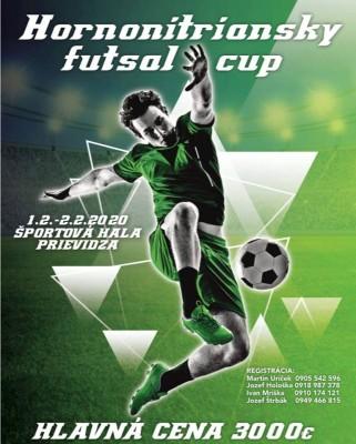 Hornonitriansky futsal cup 2020