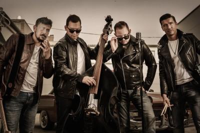Video: Z hudobných rivalov sa stali parťáci, prichádza nová rockabilly kapela The Crownies