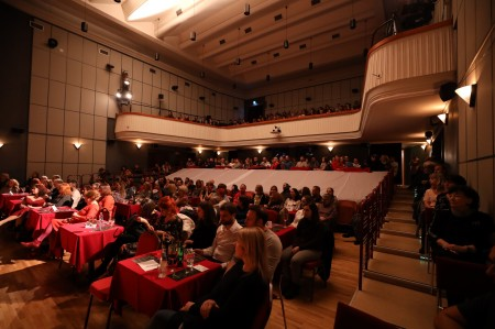 Noc divadiel 2019 - Kafka - Proces, Lakomec, Bez pardónu, Luciin príbeh 1