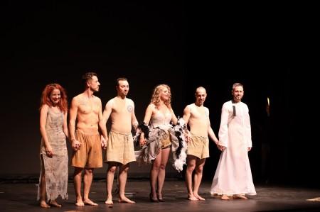 Noc divadiel 2019 - Kafka - Proces, Lakomec, Bez pardónu, Luciin príbeh 40