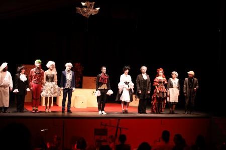 Noc divadiel 2019 - Kafka - Proces, Lakomec, Bez pardónu, Luciin príbeh 66