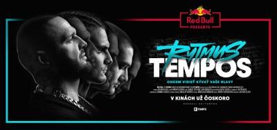 Video: Red Bull prvýkrát na Slovensku prináša celovečerný lokálny film do kín - Rytmus - TEMPOS