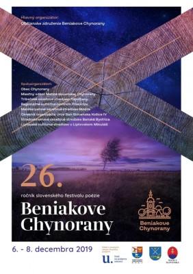 Beniakove Chynorany 2019
