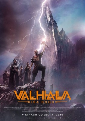 Valhala: Ríša bohov (Valhalla)