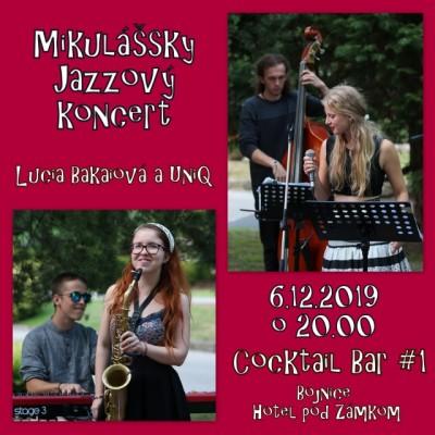 Koncert Lucia Bakaiová a UniQ