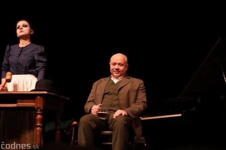 Foto: Josef Švejk - Divadlo Aréna - Frenkieho Vianoce v divadle 2019 - divadelný festival Myjava 0