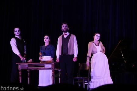 Foto: Josef Švejk - Divadlo Aréna - Frenkieho Vianoce v divadle 2019 - divadelný festival Myjava 4