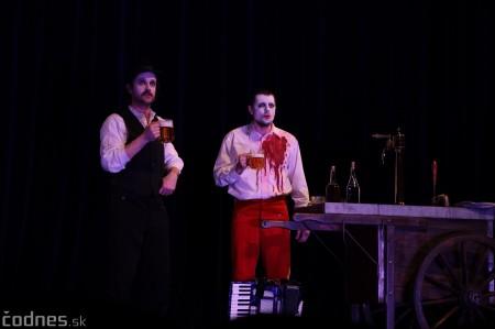 Foto: Josef Švejk - Divadlo Aréna - Frenkieho Vianoce v divadle 2019 - divadelný festival Myjava 5