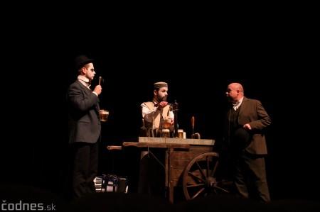 Foto: Josef Švejk - Divadlo Aréna - Frenkieho Vianoce v divadle 2019 - divadelný festival Myjava 6