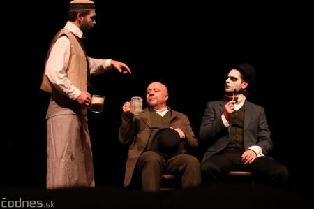 Foto: Josef Švejk - Divadlo Aréna - Frenkieho Vianoce v divadle 2019 - divadelný festival Myjava 7